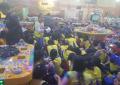 Pantau Sidang Dugaan Perjudian Gelper Samping BCS Mall