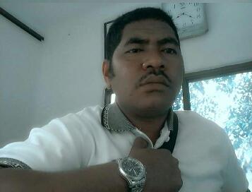 Sekretaris Panitia Pelaksana Mubes ke V PK NTT Kota Batam. Alfret Amung. sumber foto / fb