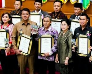Mendapat Penghargaan Kabupaten Sehat Kategori Wiwerba , KUFKSKB Targetkan 2019 Raih Wistara