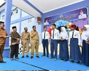 Inilah Jumlah Siswa SMP/Mts se Kabupaten Bintan akan Ikuti UN Tahun Ini