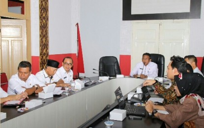 Sejak Februari Angka Inflasi Kota Tanjungpinang Terus Stabil