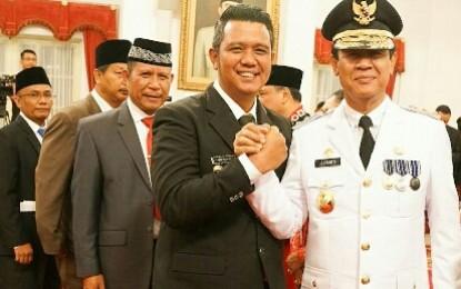 Bupati Bintan Ucapkan Selamat pada Wakil Gubernur Kepri