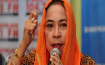 Dwi Ria Latifa Desak Komnas Ham Turun Tangan