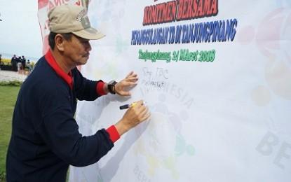 Dinkes Pemprov Kepri Gelar Gerakan Peduli TBC Menuju Indonesia Sehat