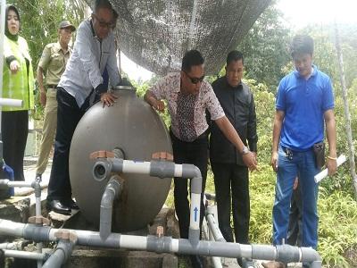 tabung air