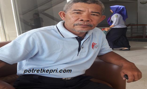Ketua DPRD Bertamu dengan Kepala KPU BC Batam , Tohir Jadi Korban