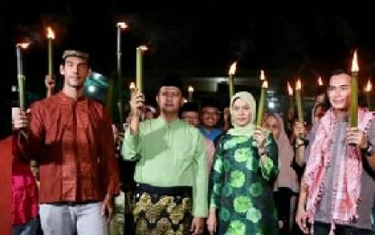 Meriahkan Ramadhan, Pemkab Bintan akan Gelar Festival Lampu Cangkok