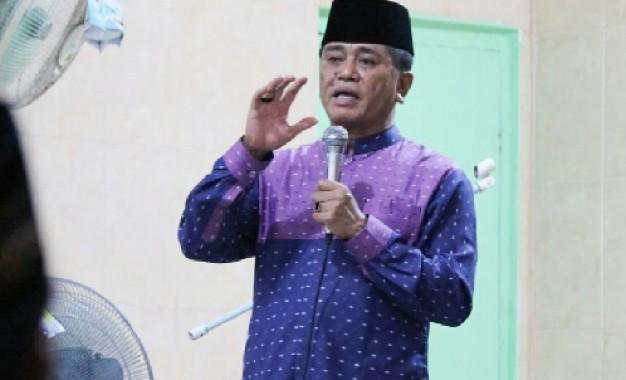 Wakil Bupati Bintan Ingatkan RT/RW Saling Berkoordinasi