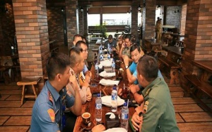 Coffee Morning, Pj Walikota bahas Terorisme
