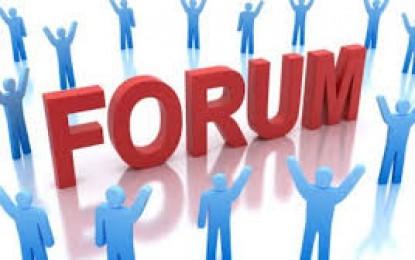 Forum Komunitas RTRW Tpi Timur Dilantik