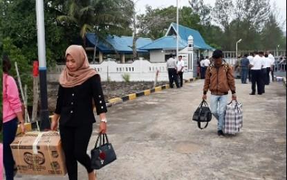 Kapal Cepat VOC Batavia Angkut Mudik Gratis