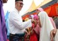 Lebaran Hari Kedua, Bupati Bintan Silaturahmi Bersama Masyarakat Sri Kuala Lobam