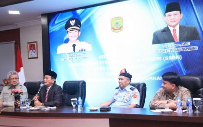 Ini Agenda Lemhanas RI Kunjungi Tanjungpinang