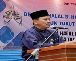 Penjabat Walikota Launching SMPIT As-Sakinah
