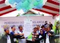 Desa Ekang Anculai Jadi Percontohan BPJS Ketenagakerjaan Tingkat Nasional