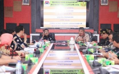 Tanjungpinang Siap Tuan Rumah Rakerwil 1 Apeksi 2019