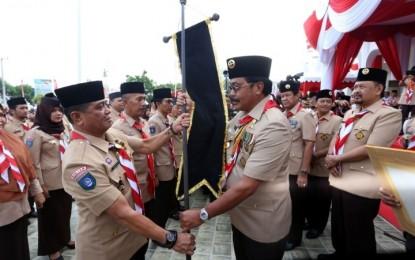 Kab Bintan, Kwarcab Tergiat Tingkat Kwarda Kepri 2018