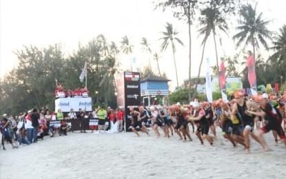 Curi Perhatian Dunia, 1.200 Peserta dari 54 Negara Meriahkan Event Bergengsi Ironman 70.3 Bintan