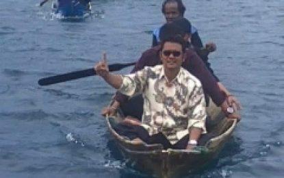 Buka Akses Keterisoliran, Pemkab Bintan Bangun Tower, Sekolah dan Musholla Di Pulau Pejantan