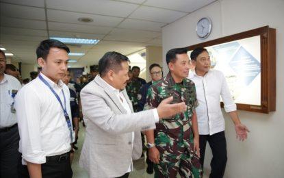 Kepala BP Batam Dukung Penuh Upaya TNI AU Bangun Sistem Keamanan di Batam
