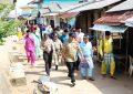 Kunjungi Desa Kelong, Bupati Bintan Serahkan Bantuan Untuk KorbanPuting Beliung