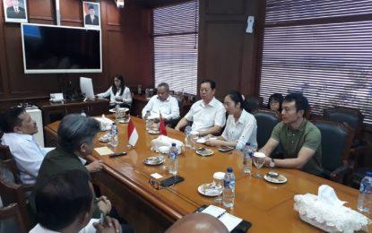 Delegasi China Berkunjung ke BP Batam