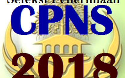Info Penerimaan CPNS di Lingungan Pemko Batam