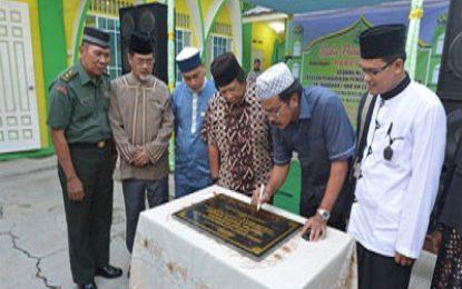 Kunjungan ke Lingga, Gubernur Kepri Resmikan Qur'an Center