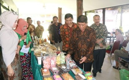 Dalmasri Buka Klinik Bisnis Pelaku Usaha Bersama Ditjen Perdagangan Dalam Negeri