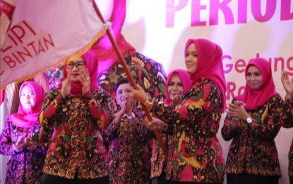 DPC PPLIPI Bintan ,di Pimpin Deby Maryanti