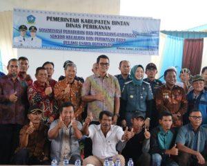 Hari Santri Nasional Tingkat Kabupaten Bintan , Dimerihakan Ribuan Santri