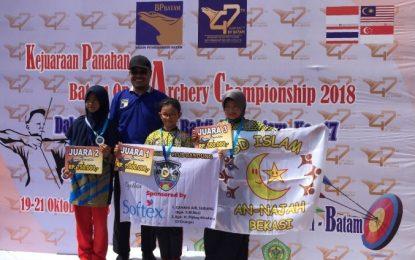 Batam Open Archery Championship 2018 , di Ikuti 462 Atlit