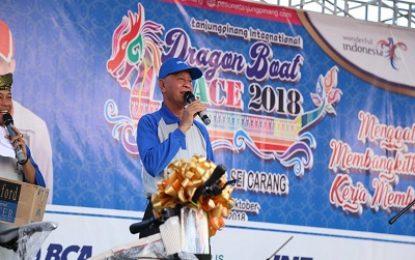 Tim Koarmada IA , berhasil mempertahankan gelar juara International Dragon Boat Race