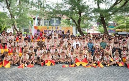 Pesta Siaga Awal Pembentukan Karakter Anak Bangsa