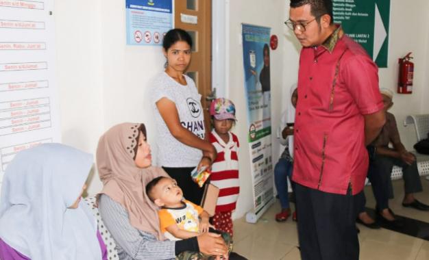 Apri Senang, Masyarakat Bintan Antusias Terhadap Layanan Program Berobat Gratis