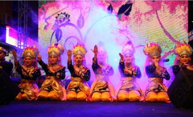 Batam International Culture Carnival Pintu Masuk Wisatawan di Kepri