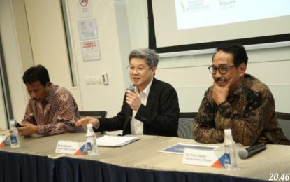 Pengusaha Singapura Undang Kepala BP Batam dan Walikota Sebagai Narasumber