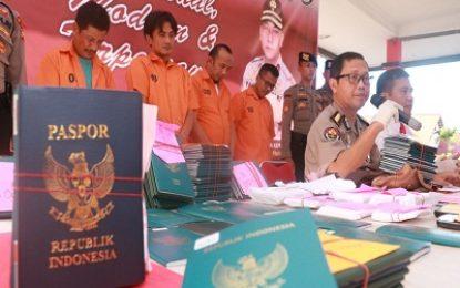 Polda Kepri Ringkus Pelaku Pengiriman Pekerja Migran Indonesia