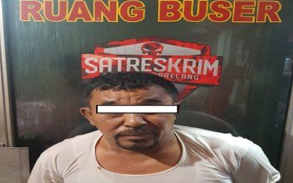 Kasat Reskrim Polresta Barelang Pimpin Penangkapam Pelaku Pembunuhan RPH