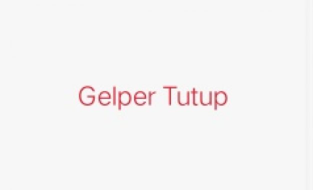 Gelper di Kota Batam Tutup Secara Mendadak