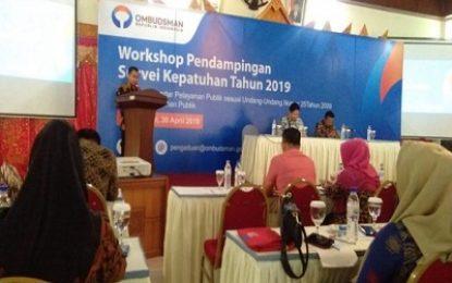 Kadis BPM-PTSP Lingga Hadiri Acara Ombudsman RI di Bukit Tinggi