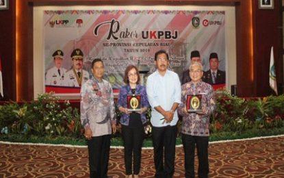 Harapan Gubernur Kepri , Agar Pejabat Pengadaan Barang Bekerja Cepat dan Teliti