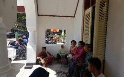 Bekas Asrama Yonif 508/Kostrad Jadi Cagar Budaya