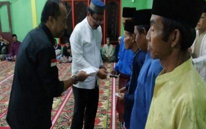 Gubernur Kepri Hadiri Halal Bihalal di Desa Sungai Besar