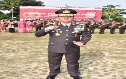 Kapolda Pimpin Upacara Wisuda Purna Bhakti Polri Personel Polda Kepri Tahun 2019