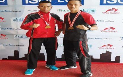 Yonif Raider 500/Sikatan Meriahkan Triathlon Surabaya 2019