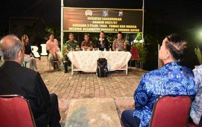 3 Visi Serbuan Teritorial Dandim 0831/Surabaya Timur