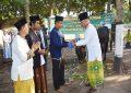 Shalat Idul Adha di Lapangan Cikaran, Danrem 082/CPYJ Minta Prajurit Tingkatkan Keimanan dan Ketkawaan