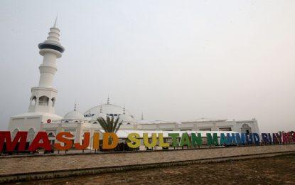Masjid Sultan Mahmud Riayat Syah Jadi Ikon Baru Batam