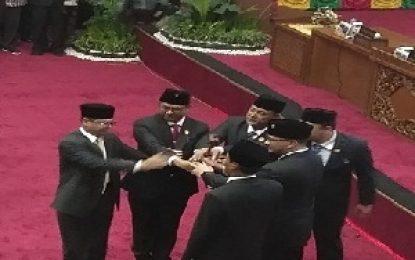 Nuryanto Terpilih Menjadi Ketua DPRD Kota Batam